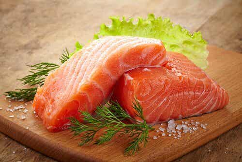 맛있는 연어의 효능과 레시피