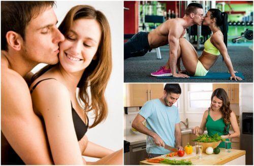성생활을 향상시키는 6가지 습관