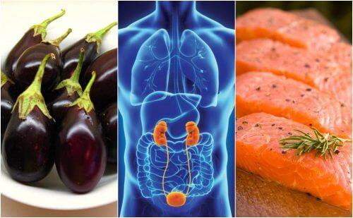신장 건강에 좋은 7가지 식품
