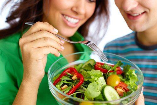 건강한 식단
