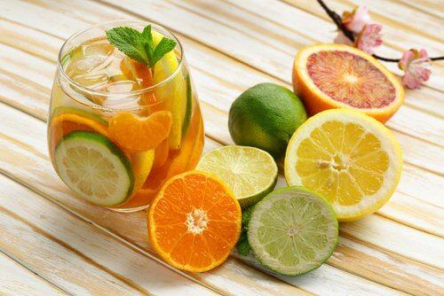 허리 통증 비타민 C