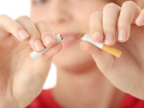 금연에 도움이 되는 15가지 심리 훈련