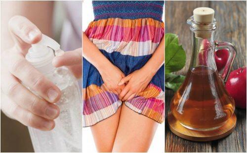 칸디다성 질염을 자연적으로 치료하는 방법