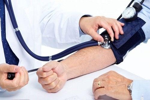 호박을 혈압