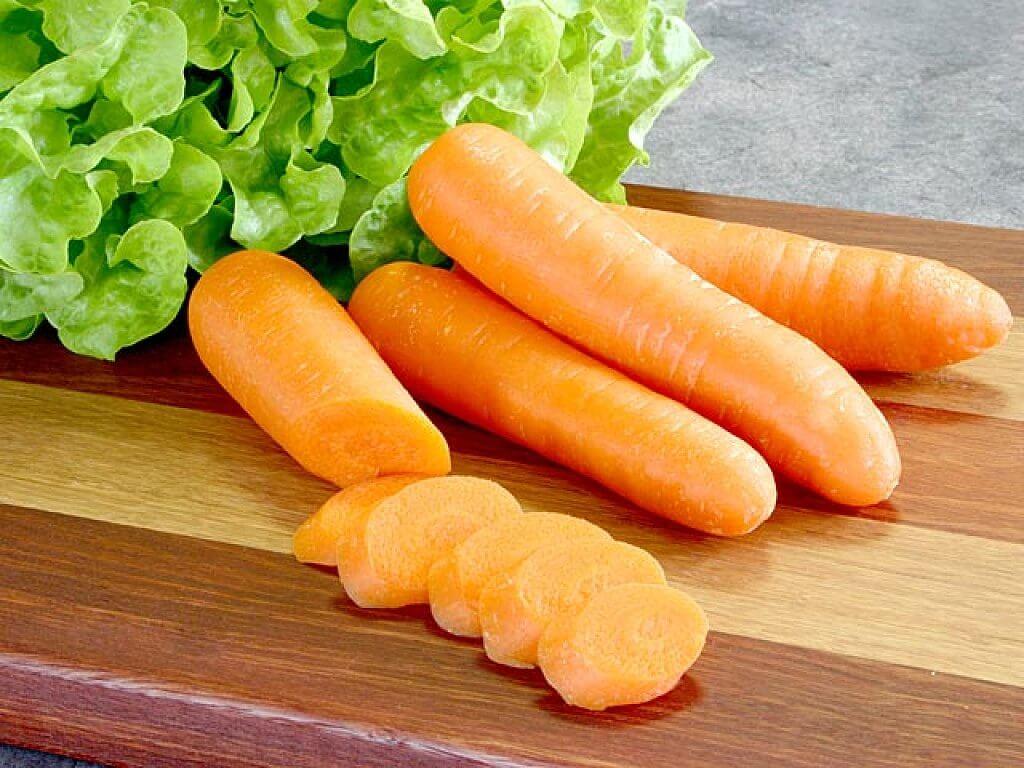 3일간 3가지 채소 섭취