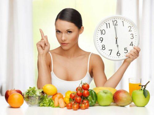 음식 섭취에 가장 좋은 시간대는 언제일까?