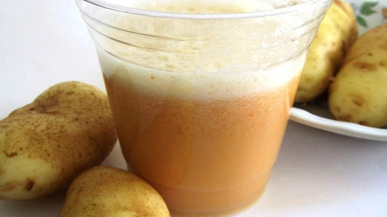 9일간 감자 및 오일 섭취