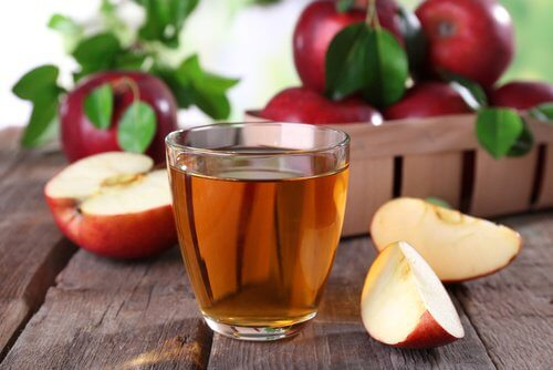 애플 사이다 식초