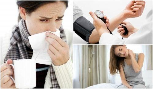 비타민 D 결핍 증상 12가지