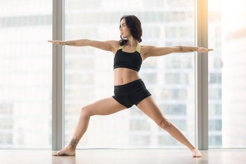 근육을 위한 유연성 운동