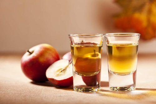 사과 사이다 식초