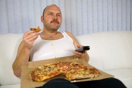 나쁜 식습관