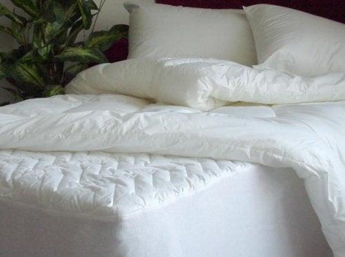 매트리스와 베개를 손쉽게 소독하고 청소하는 법