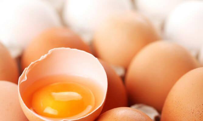 달걀흰자의 효과