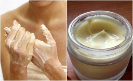 손 보습을 위한 코코아 버터크림 만드는 법