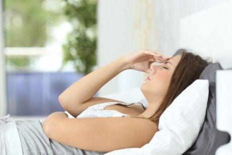 호르몬 불균형의 9가지 증상