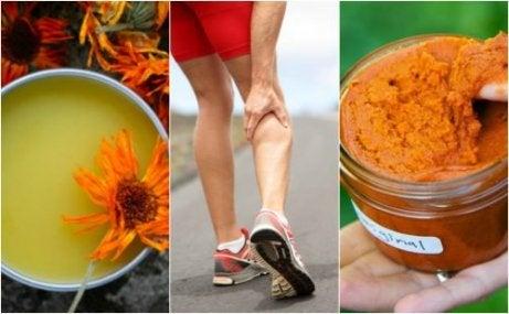 근육통에 도움이 되는 항염증 크림 3가지