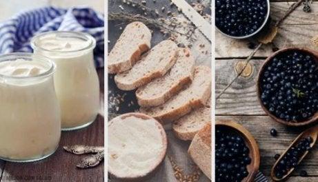 집중력 개선에 효과가 좋은 10가지 식품