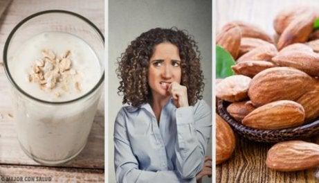 불안을 다스리는 10가지 식품