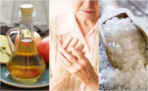 손 관절염을 완화하는 6가지 자연요법