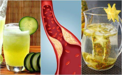 유해 콜레스테롤 수치를 낮추는 5가지 자가요법