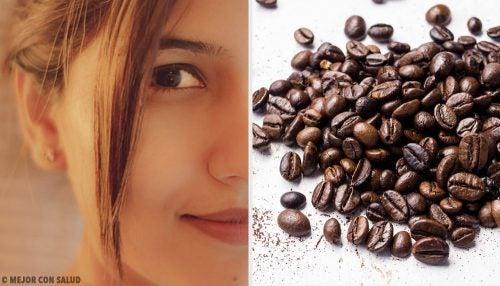 탄력 있는 피부를 위한 5가지 커피 팩