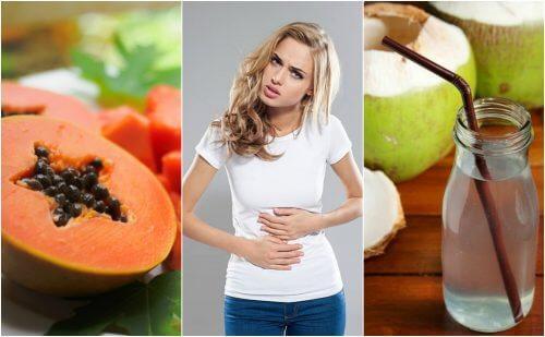 위염 증상을 완화하는 7가지 과일