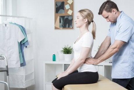 허리 통증 완화를 위한 4가지 권장 사항