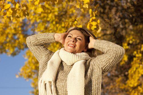 행복하고 건강한 폐경기를 보내기 위한 팁