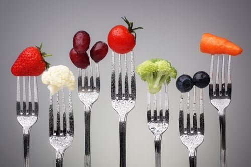 30대의 건강한 식단