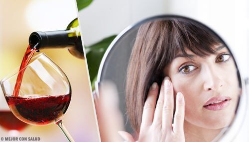 얼굴에 직접 영향을 미치는 4가지 음식