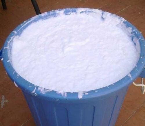 재생 비누 만들기