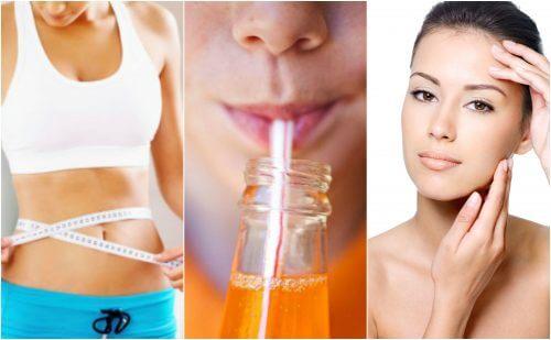 탄산음료를 끊으면 생기는 8가지 건강 변화