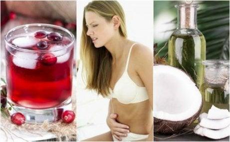 세균성 질염을 퇴치하는 5가지 천연 요법