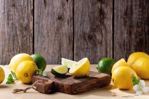 도마에 레몬을 활용하는 방법