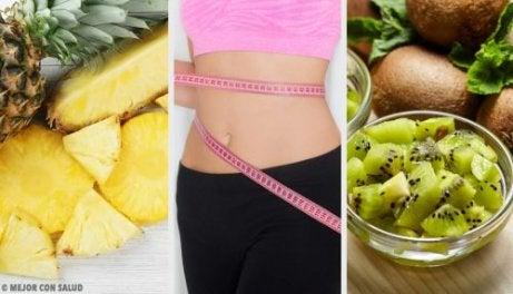 체중 감량을 위한 4가지 디톡스 음료