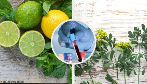 카루림: 루와 레몬을 이용한 자연 요법