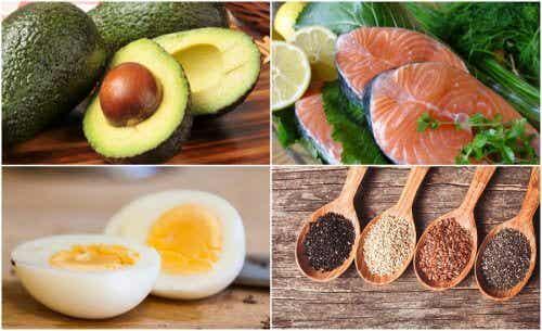 균형 잡힌 식단을 위한 6가지 건강한 지방