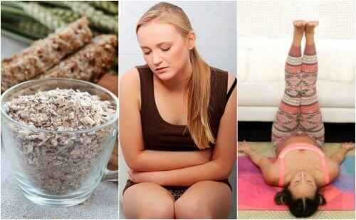 변비를 예방하기 위한 건강한 습관 9가지