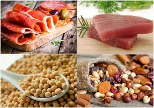 더 많은 단백질을 섭취하기 위한 7가지 식품