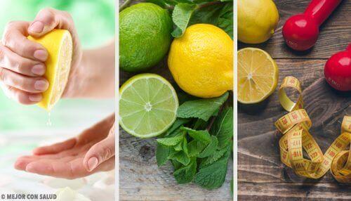 레몬을 활용하는 12가지 놀라운 방법
