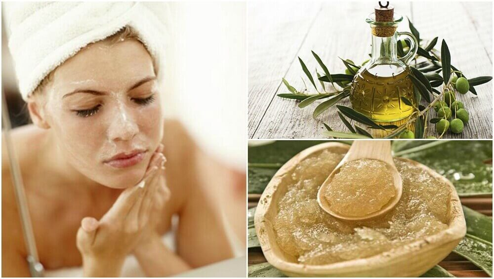 피부를 위한 올리브 오일의 사용법 5가지