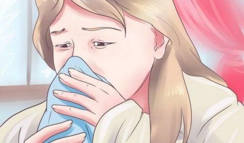 우울증을 나타내는 징후들
