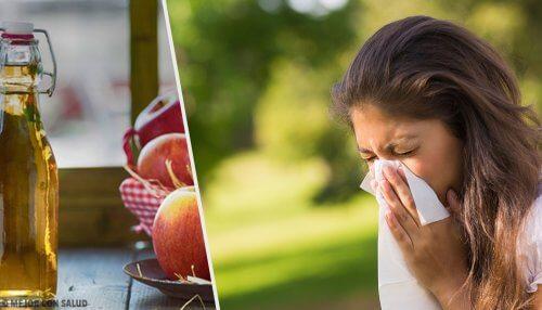 알레르기를 없애는 4가지 자연요법