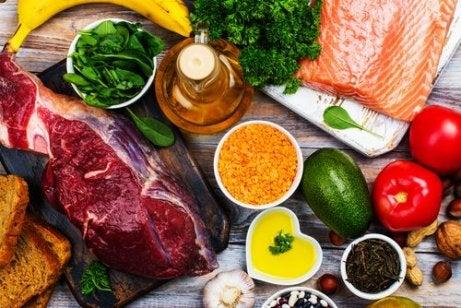 고단백 채소 종류