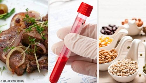건강한 혈액을 위한 5가지 음식