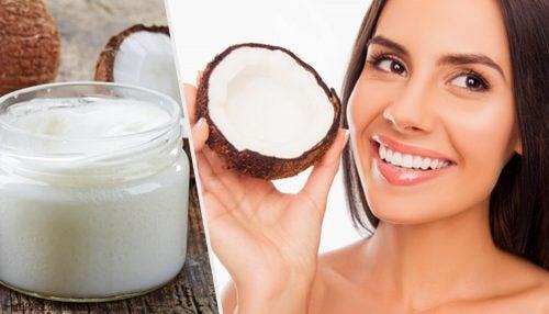 치약 대신 코코넛 오일을 활용하는 방법