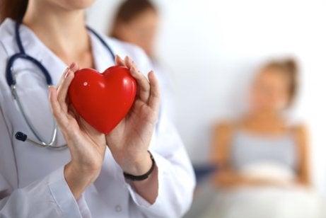 심혈관 건강을 관리한다