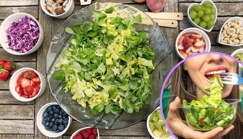 간단히 준비하는 영양 만점 샐러드 5가지
