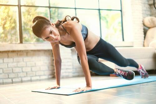 섹시한 다리를 만들기 위한 7가지 운동